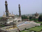 Asafi Masjid - Rooftop View