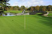 Golf flag