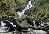 Torc waterfall in Killarney
