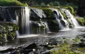 Cascades in Ennistymon - Ireland at summer