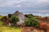 Irish cottage house near Doolin