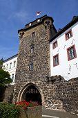 Rheintor Gate In Linz Am Rhein In Germany