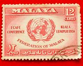 U.N. Economic Commission for Asia and Far East Conference in Kuala Lumpur on 5th March 1958