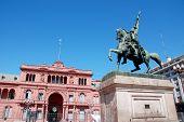 Monumento del General Belgrano