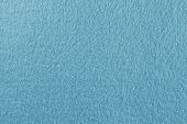 Blue fabric texture with fibers