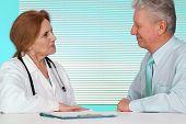 Bom médico e seu paciente
