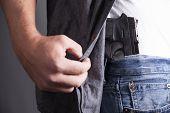 aufschlussreiche Feuerwaffe