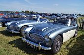 Austin Healey 3000 MKII convertible classic car