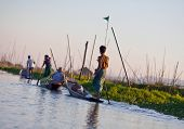 Intha people on Inle lake, Myanmar