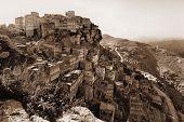 Mountain Yemen