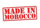 Hergestellt In Marokko