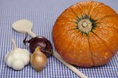 Cooking Hokkaido Pumpkins