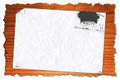 wooden board 008-130422