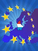 Luxemburg In Europe