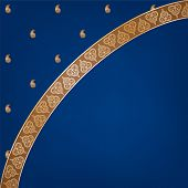 picture of sari  - Indian background with sari pattern - JPG