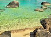 Koh Nang Yuan Island, Thailand, Asia