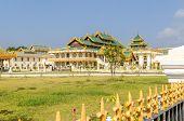 Uppatasanti Pagoda Complex - Nay Pyi Taw