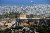 Athens, Greece, the Acropolis