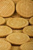 Scattering Of Sweet Milk Cookies