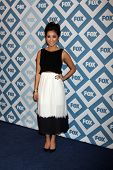 LOS ANGELES - JAN 13:  Brenda Song at the FOX TCA Winter 2014 Party at Langham Huntington Hotel on J