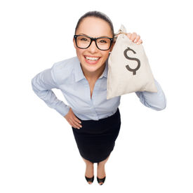 image of heavy bag  - business - JPG