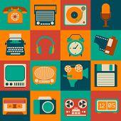 Vintage Gadgets Set