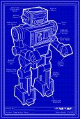 Robot Blueprint