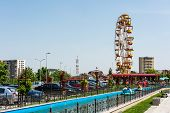 Youths Public Amusement Park View