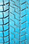Tyre Tread Bar