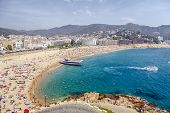 Tossa De Mar Beaches, Spain