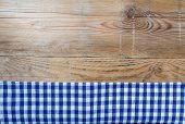 Kitchen Cloth Background