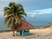 Diving Shack of Cozumel, Mexico