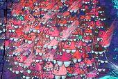 Street art naive art