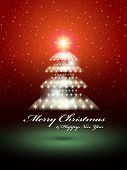 Shinny Christmas Tree