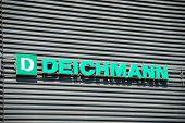 Deichmann Store Logo