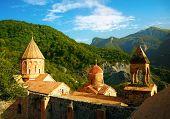 Ancient Armenian monastery
