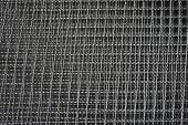 Abstract Of Steel Mesh