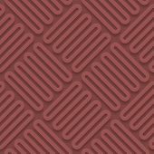 picture of marsala  - Marsala color perforated paper with cut out effect - JPG