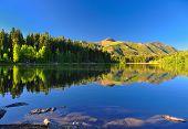 Serene Lake Payton In Utah.