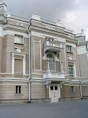 pic of ekaterinburg  - opera house in ekaterinburg - JPG