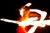 Polynesian Fire Show