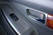 Puxador de porta de carro