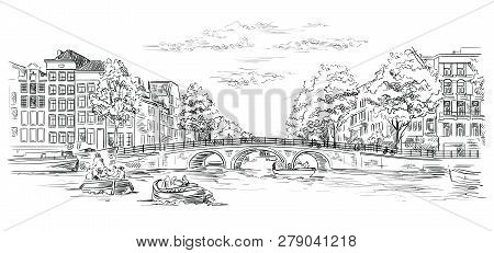 Bridge Over The Canals Of