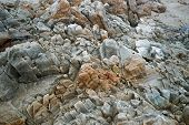 Rosguill Beach - White Stone - Nature Pur poster