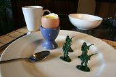 Eggs And Soldiers