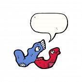 odd sock cartoon characters