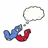 odd sock monsters cartoon