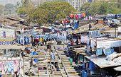 Scene Viewing Galley Dhobhi Ghat