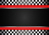 Racing black striped background