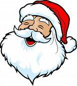 Happy Santa.